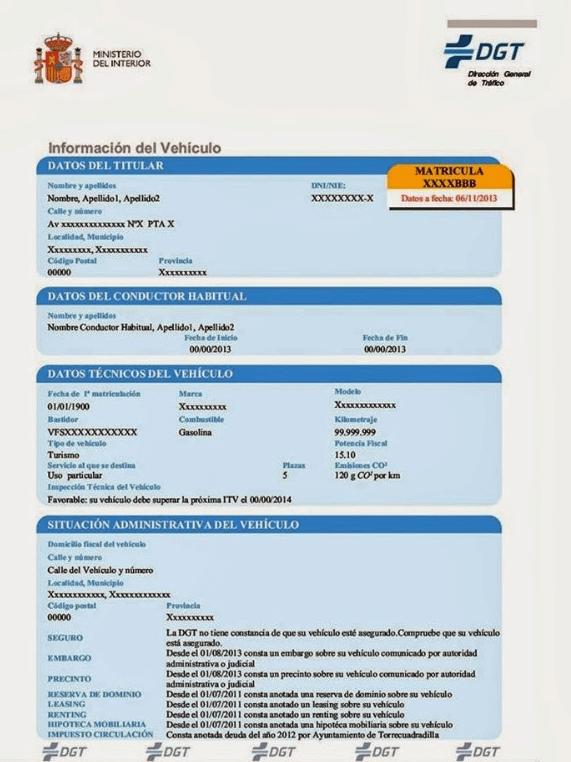 baja vehiculo transferencia24